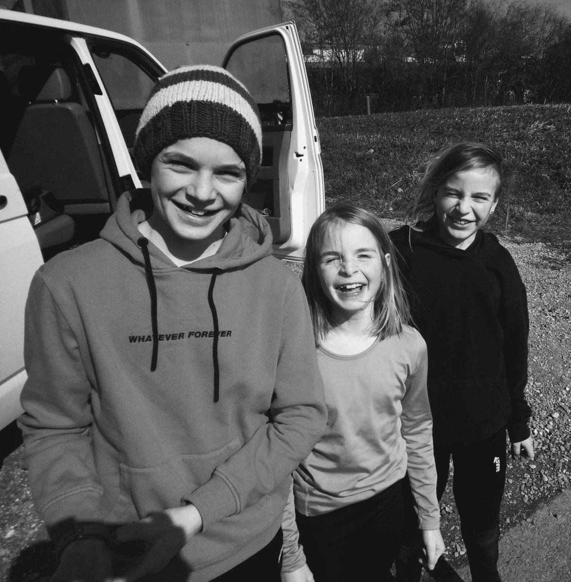 Familie Scholze auf der Reichenau