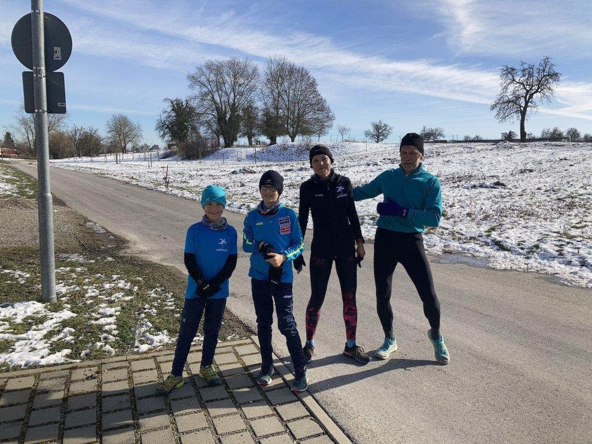 Familie Rothmund auf der Reichenau