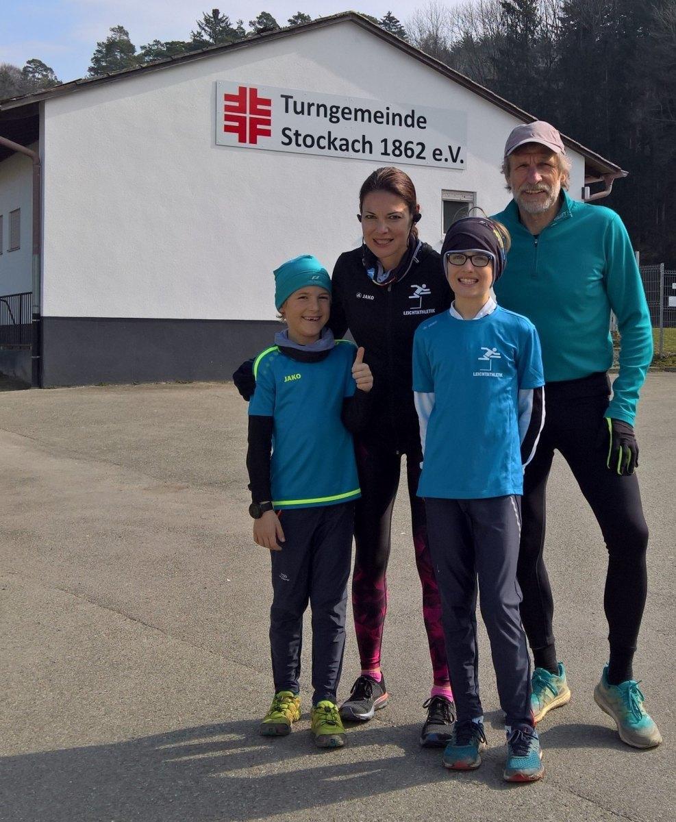 Familie Rothmund in Stockach